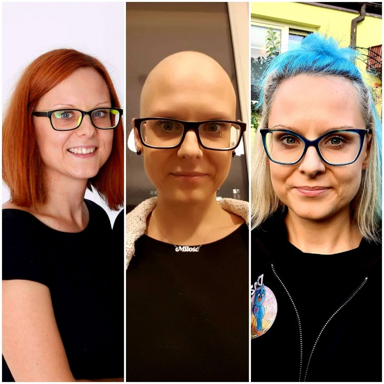 Dobra Kreacja Blog Cześć - Mam raka